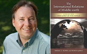 USC Dornsife's Patrick James bases his new book, The International Relations of Middle-earth, on a course he teaches illustrating the power shifts among ... - 1304