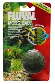 <b>Fluval Moss</b> Balls - <b>моховые шарики</b>