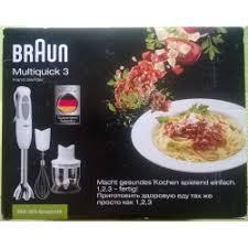 Отзывы о <b>Блендер Braun</b> Minipimer 3 MQ 325 <b>Spaghetti</b>