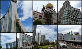 the odd essay singapore sights buildings of all types of architecture mostly modern designs that made me wonder sometimes how they stayed upright i think that building in the