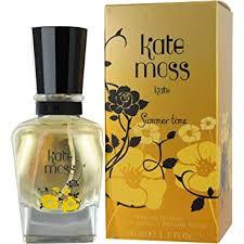 Kate Moss Summer Time Eau De Toilette Spray for ... - Amazon.com