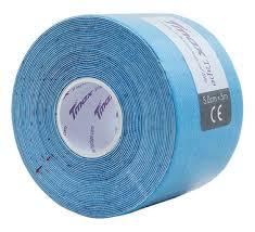 Спортивный <b>тейп Tmax Extra</b> Sticky Blue