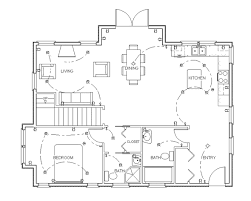 Make Your Own Blueprint   How to Draw Floor PlansDraw Floor Plan Step