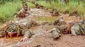 Army <b>Sniper</b> School – Rifle Familiarization/<b>Ghillie</b> Suit Camouflage ...