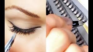 Уроки макияжа. Универсальный макияж + <b>накладные ресницы</b> ...