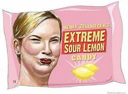 Renee Zellweger Sour Candy | WeKnowMemes via Relatably.com