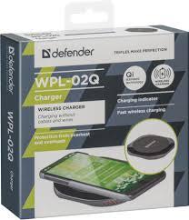 <b>Зарядное устройство</b> беспроводное <b>Defender WPL</b>-<b>02Q</b> 5/7.5 ...