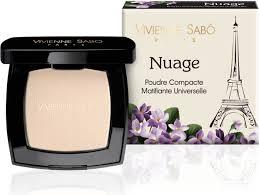 "Vivienne Sabo <b>Матирующая компактная пудра</b> ""Nuage"" — купить ..."