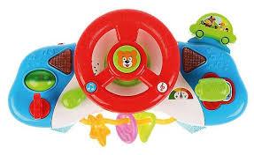 <b>Подвесная игрушка Умка</b> Развивающий руль (1411M225-R ...
