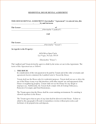 rental house agreement info 8 rental house lease agreement printable receipt