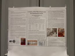i m just glad it s not an essay a poster presentation picture