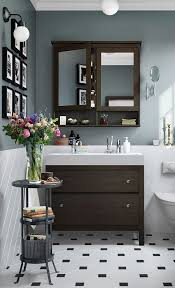 ikea bathroom vanities storage opened