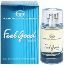 <b>Sergio Tacchini Feel Good</b> Man Eau de Toi- Buy Online in Jamaica ...