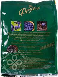 Купить <b>Конфеты</b> Фруже <b>Чернослив в</b> шоколаде 190г с доставкой ...