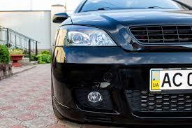 Установка <b>оригинальной линзованный оптики</b> — Opel Astra ...