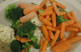Image result for vegetables in a plate common license