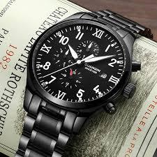 New <b>GUANQIN Watch men</b> Automatic clock <b>men</b> businesss ...