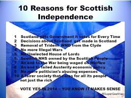 Image result for scottish referendum images
