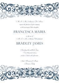 doc printable blank wedding invitation templates invitation templates archives fine templates printable blank wedding invitation templates