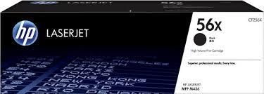 <b>Тонер</b>-<b>картридж HP 56X</b>, <b>черный</b>, для лазерного принтера ...