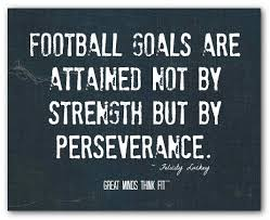 Inspirational Football Quotes on Pinterest | Football Quotes ... via Relatably.com