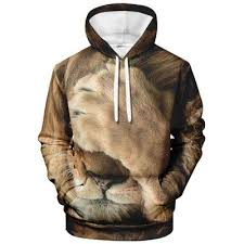 Men Painting Style Stone <b>Monkey</b> Pattern Sweater Jacket Stylish ...