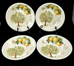Ceramina Cuore ~ 4 Pc Set ~ Pasta, Salad, Soup, Serving Bowls ...