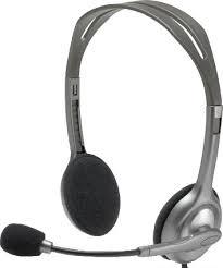 ROZETKA | <b>Наушники Logitech Stereo Headset</b> H110 (981-000271 ...