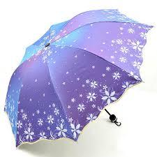 2019 <b>New Arrival Flowers</b> Glitter Umbrella Rain Fashion Color ...