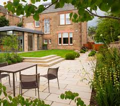 Small Picture Garden Design Edinburgh Glasgow Brown Earth Landscapes