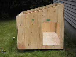 Woodwork Dog House Plans Free Plans PDF Download Free inch     dog house plans