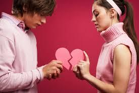 Resultado de imagem para de rompimento romântico