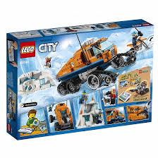 <b>Конструктор LEGO City</b> Arctic Expedition 60194 <b>Грузовик</b> ледовой ...