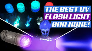 <b>Convoy</b> S2+ 365nm Nichia UV <b>Flashlight</b> Review - POWERFUL ...