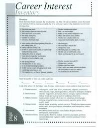 design katehoppenrath first impressions middot identifying your skills middot career interest inventory