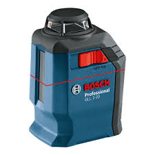 Лазерный <b>нивелир BOSCH</b> Professional <b>GLL</b> 2-20 до 20 м ...