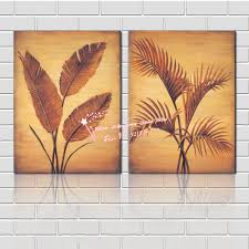 fonds wall decor leaves