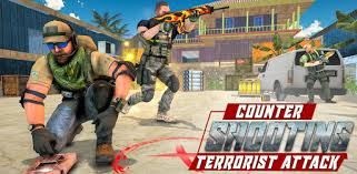 FPS Counter Attack 2019 – Terrorist Shooting games - Apps on ...