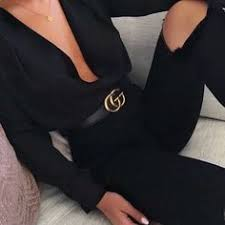 Gianna Fuzzy Turtle Neck Long Sleeve Black Sweater in <b>2019</b> ...