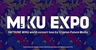 HATSUNE <b>MIKU</b> EXPO