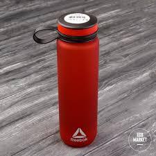 <b>Спортивная бутылка Reebok</b> Tritan красная RABT-14001RD ~ 1 л ...
