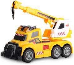<b>Машина Dickie Toys Mobile</b> Crane с краном со светом и звуком ...