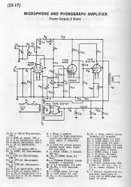engineering radio microphone preamp schematic diagram rca receiving tube manual c 1964