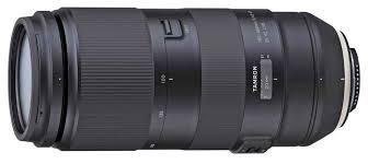 <b>Объектив Tamron 100</b>-<b>400mm</b> f/4.5-6.3 Di VC USD (A035) <b>Nikon</b> F ...