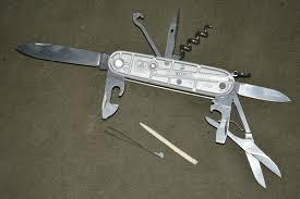 Обзор от покупателя на <b>Нож перочинный VICTORINOX</b> Climber ...