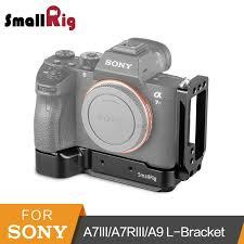 <b>SmallRig A7M3 A7R3</b> L Bracket For Sony A7SIII <b>A7III</b> A7RIII A9 Arca ...