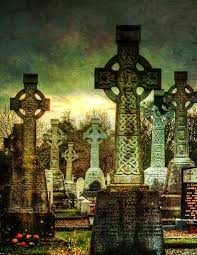 Image result for Irish cemetery