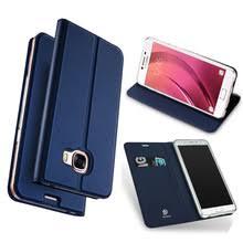 Оригинальный кожаный <b>чехол DUX</b> duix для Samsung Galaxy A7 ...