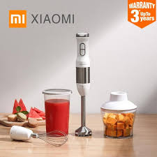 2019 <b>New XIAOMI MIJIA Portable</b> hand Blender Food Processor ...
