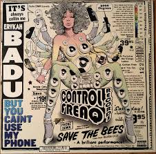 <b>Erykah Badu</b> - <b>But</b> You Caint Use My Phone | Releases | Discogs